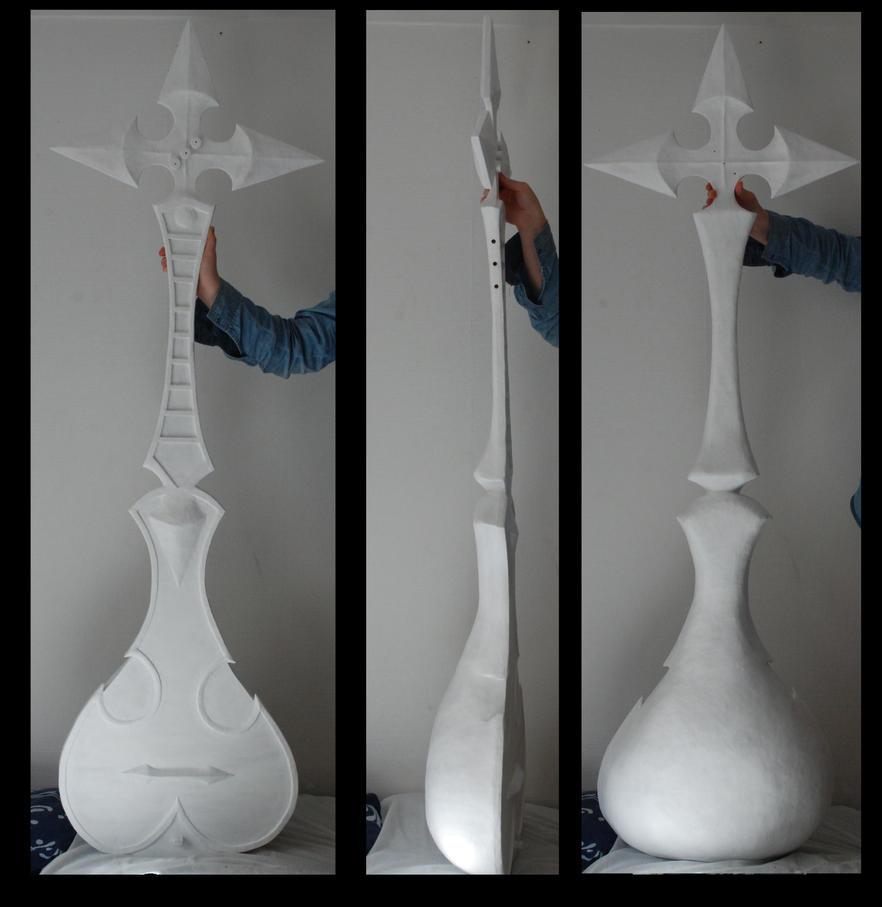 Demyx Sitar by mojs