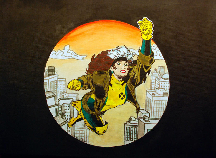 X-men: Rogue by mojs