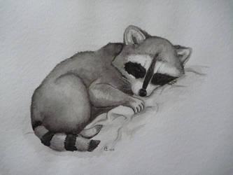 Good night, sleep tight by Sasalamander