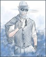 Spy, gentlemen by Saffes
