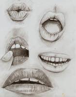 Lips by KatieMatie