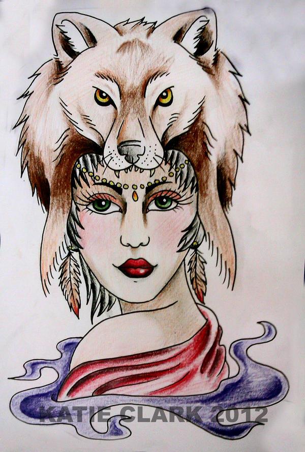 Huntress by KatieMatie