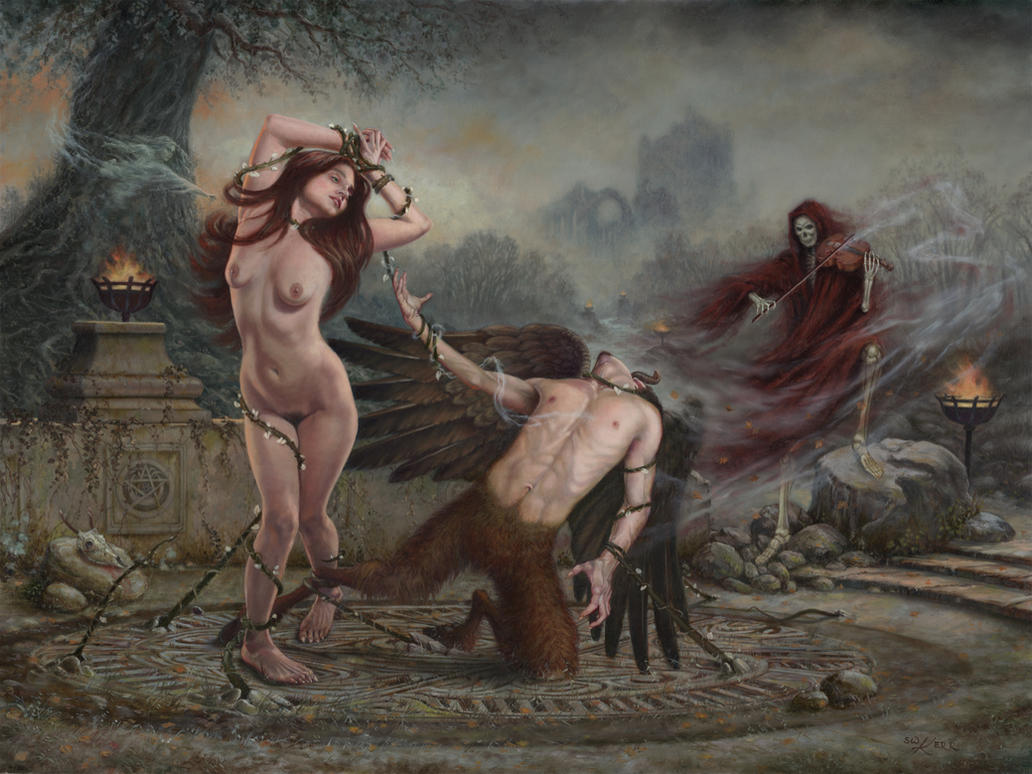 The Taming of Incubus and Succubus by SWKerr