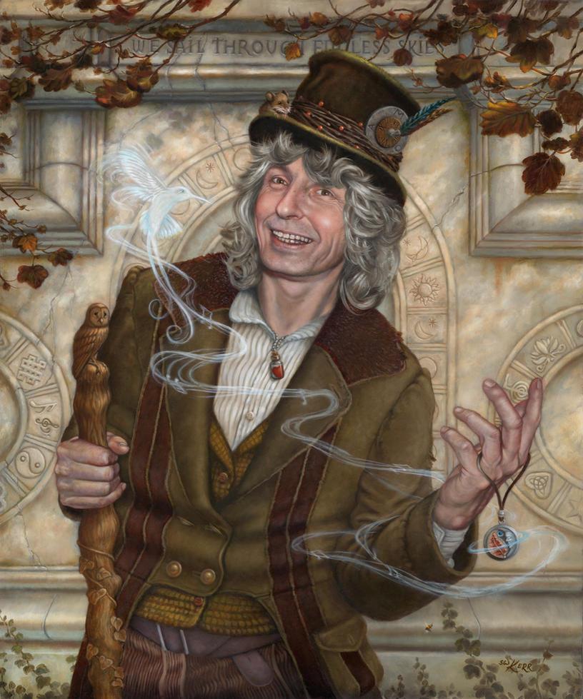 The Curiosities of Mr P Ozzy Scott Esq by SWKerr