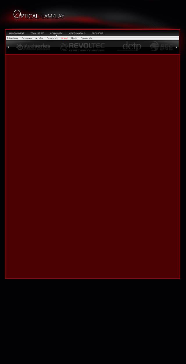 W.I.P BLACK RED CLANDESIGN