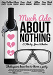 Much Ado About Nothing Poster (v1) by bluemoonpriestess
