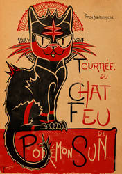 Litten le Chat Feu