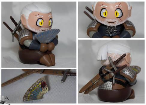 Chibi-Geralt