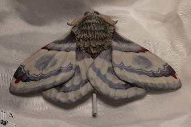 Moth Hairpin