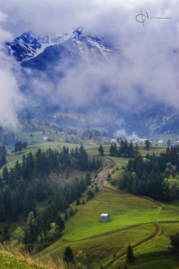 A Glimpse of Maramures County