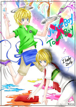 SLOD:Juice boy+Towel boy