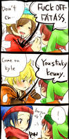 Don't cry Kyle +continuation+