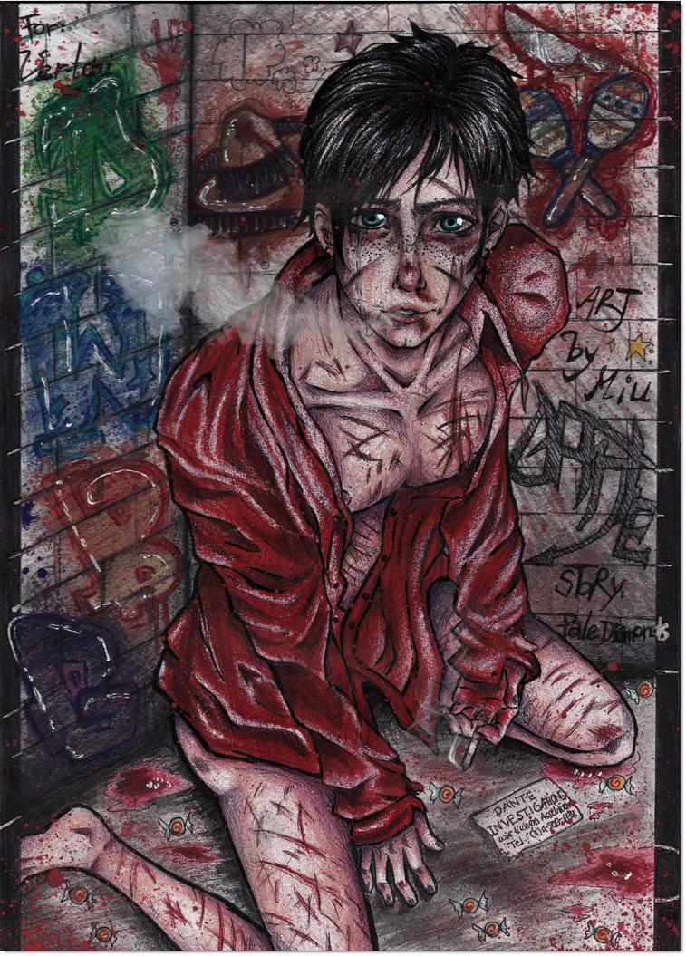 Deep Web-Babygirl: Dante by Miu-koru