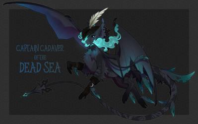 Captain Cadaver of the Dead Sea [CLOSED]