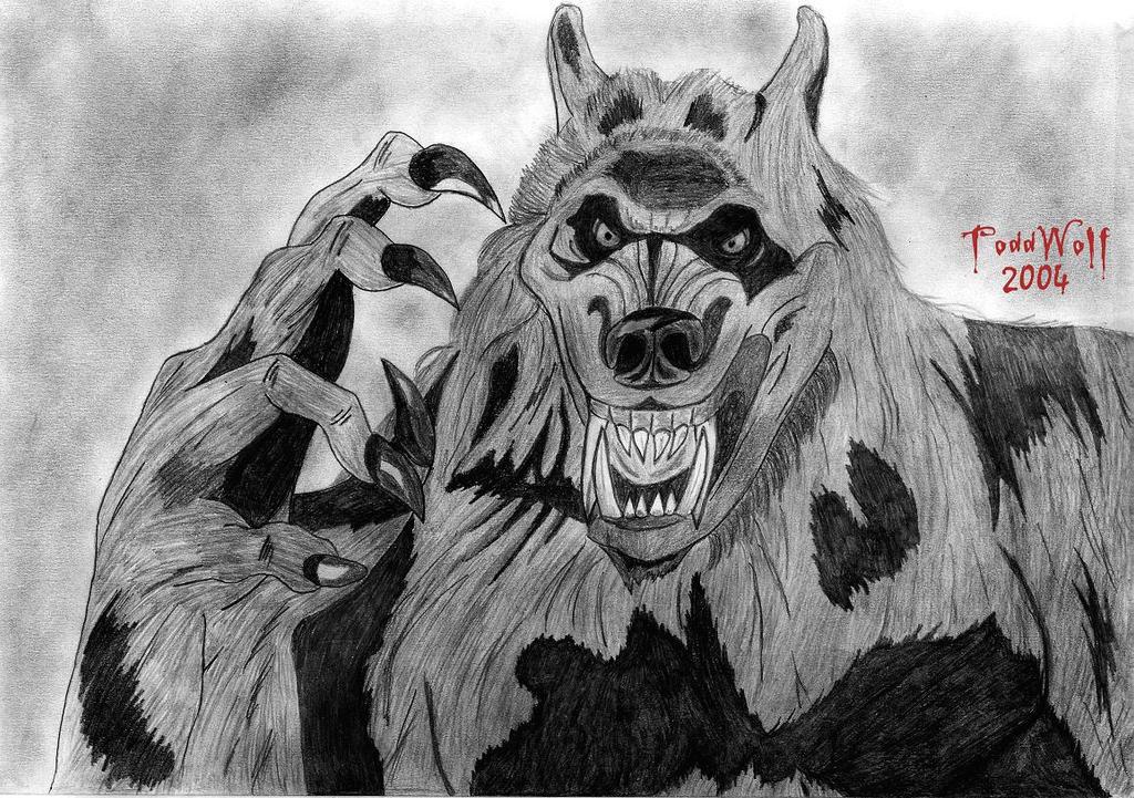 Van Helsing Werewolf Drawing Van helsing-werewolf2 byVan Helsing Drawing