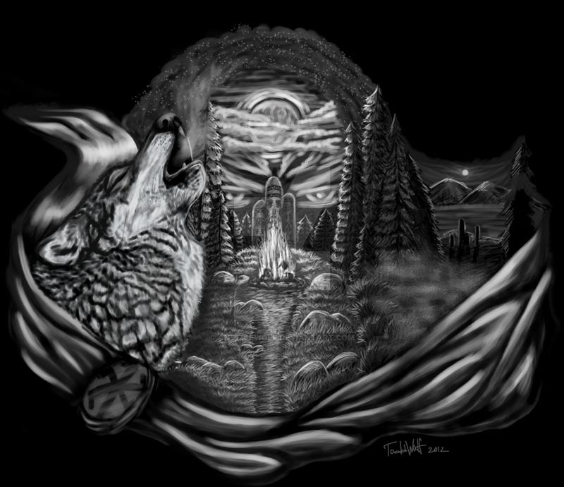Perun by AnsticeWolf