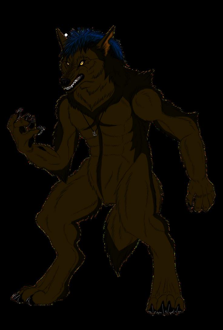 DanceWithTheAkuma Werewolf by AnsticeWolf