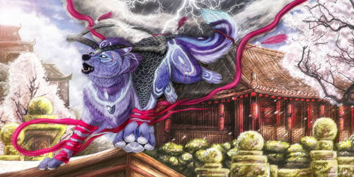 Stormbringer by AnsticeWolf