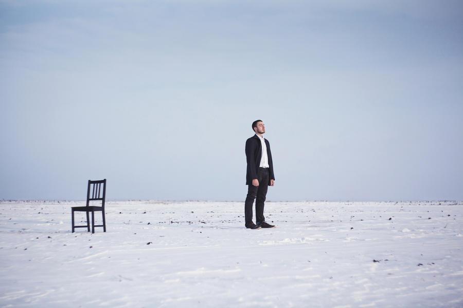 Alone by alekcunder