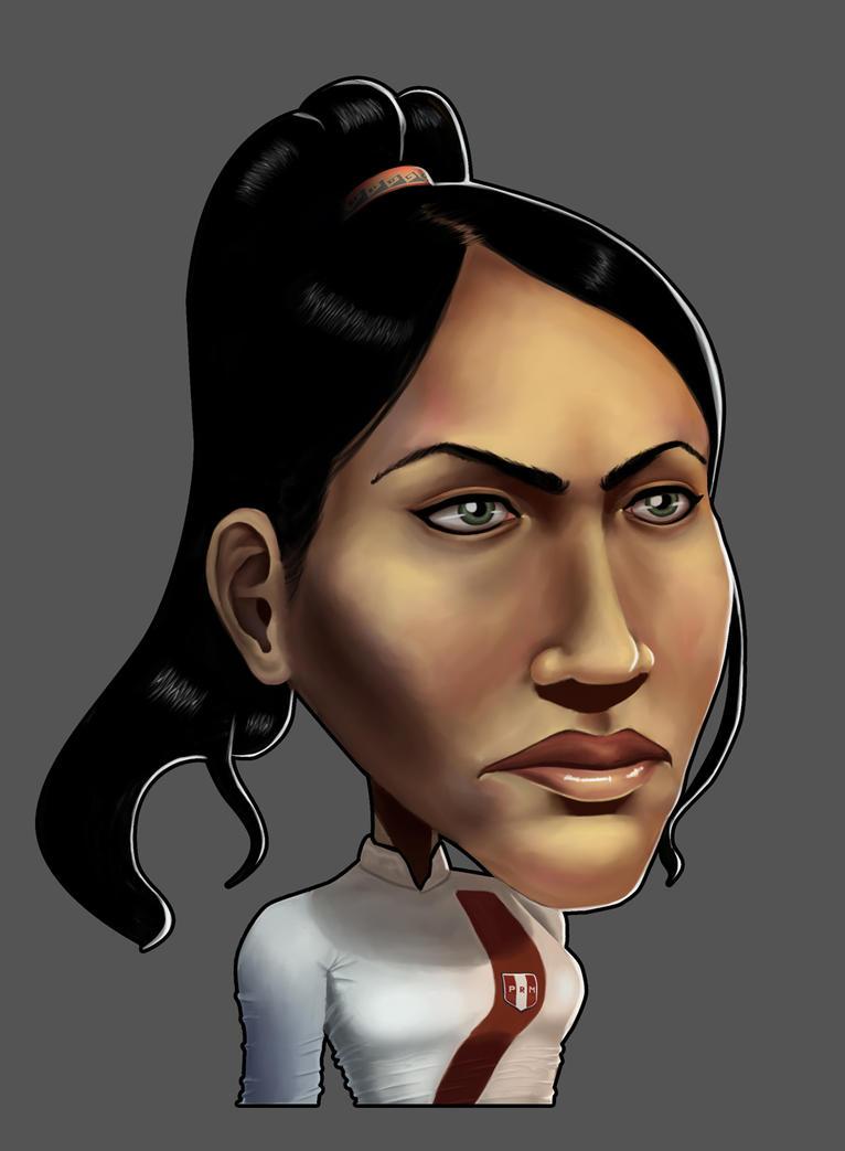 PRM - 6th Character by CaptainPeru