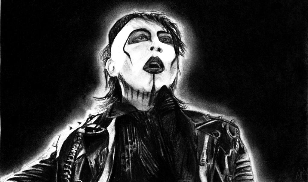 Marilyn Manson Born Villain by Danni-Draven ...