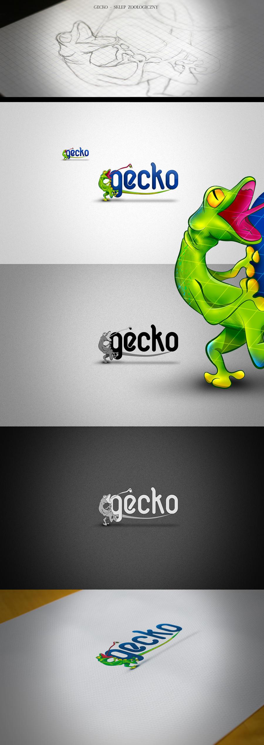 gecko by mprudlak