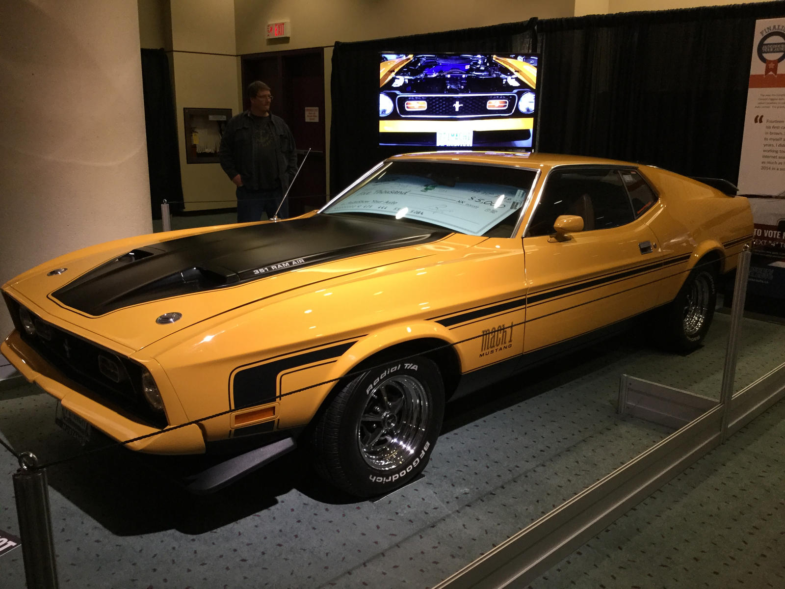 2016 Auto Show Ford Mustang Mach 1 by CyberneticAlex on DeviantArt