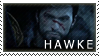 DA2 MaleHawke Stamp by swordoftruthiness