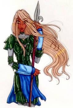 COMMISSION: Shyla Profile Picture