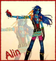 COMMISSION: Alin