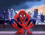 Spider-Manhattan