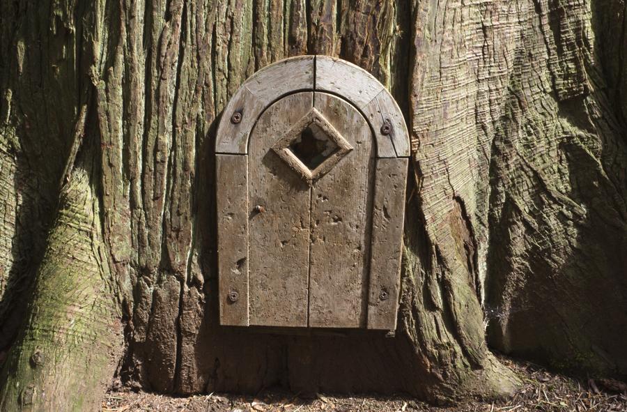 A door too.... by TheArtOfaMadMan