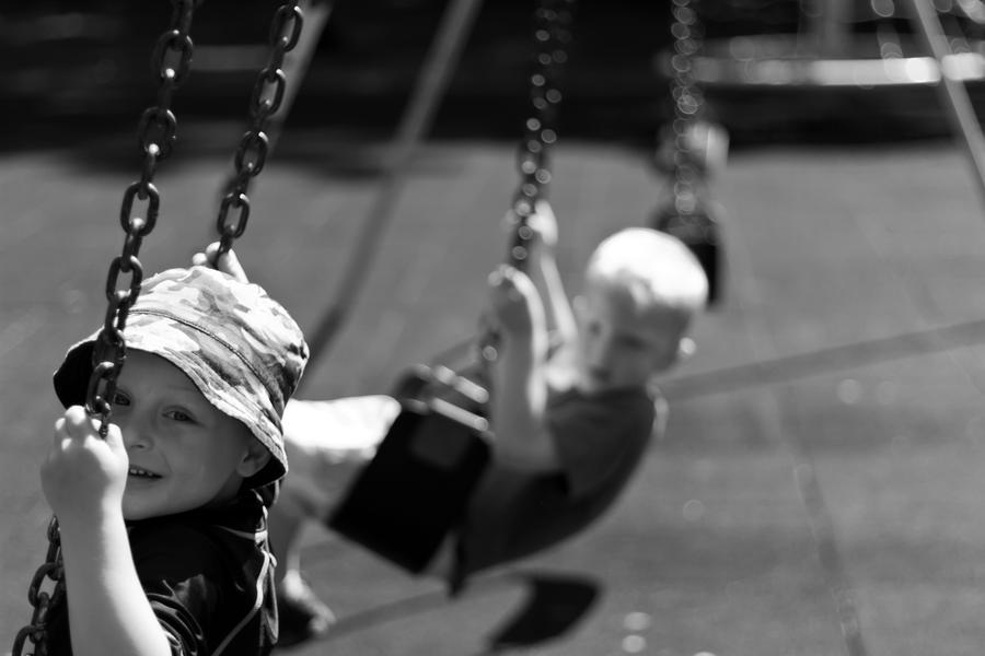 Swingers by TheArtOfaMadMan