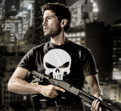 Bernthal Punisher by TheArtOfaMadMan