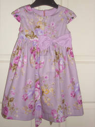 Easter dress for Evie front by The-Mrs-Smith