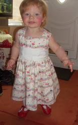 Ballerina Dress by The-Mrs-Smith