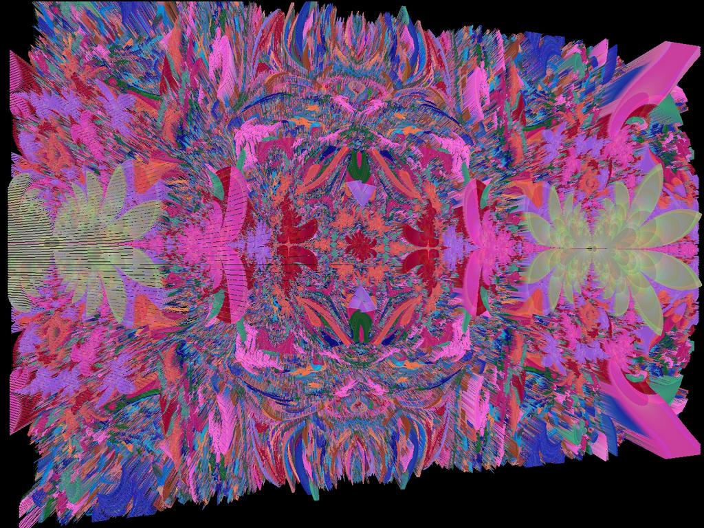 Tropical fractal by pgmatg