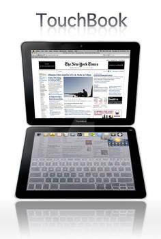 Apple TouchBook Concept