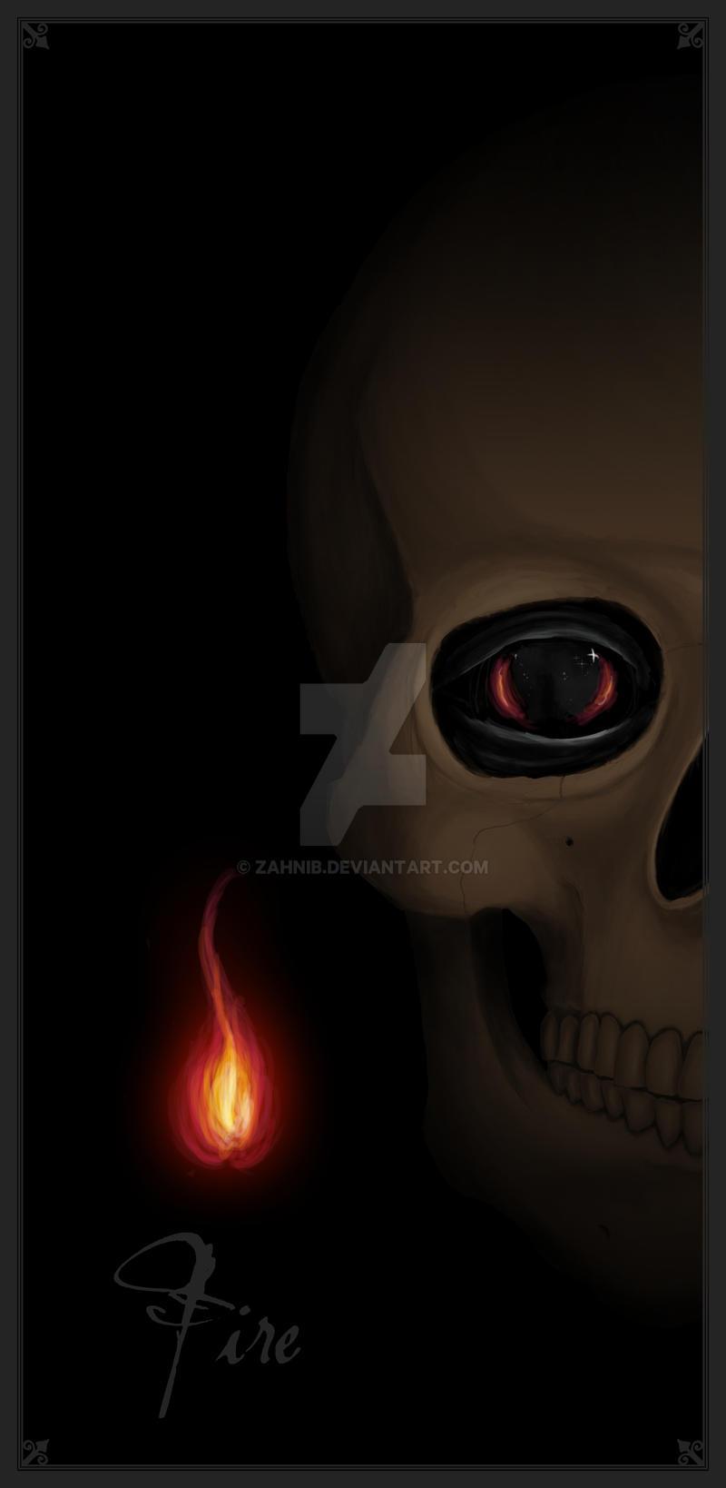 Fire by zahnib