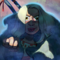 Lara Pickle drawthisinyourstyle challenge by Chayemor