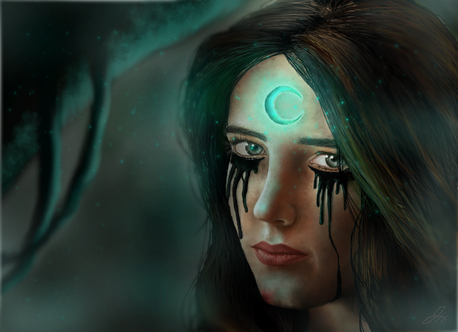 Eva by jessicahudsn
