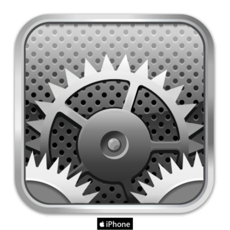 iphone settings icon by elvitines on DeviantArt