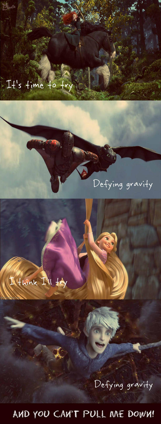 RotBTD-Defying Gravity by Buniette
