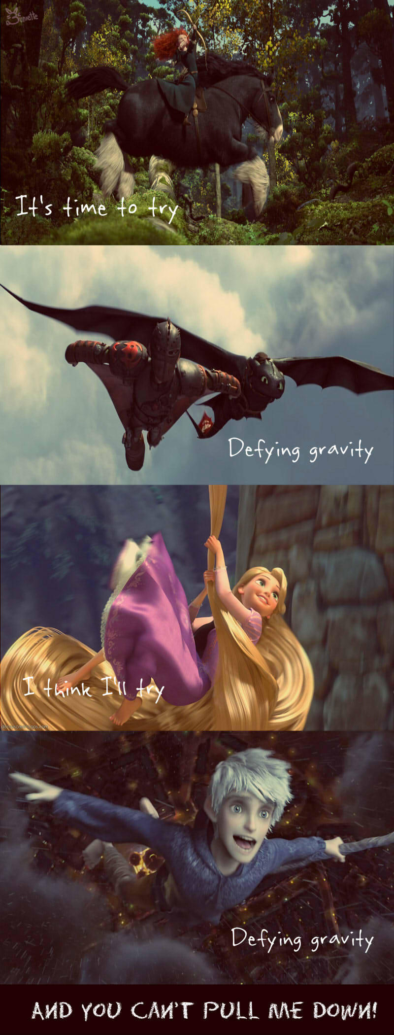 RotBTD-Defying Gravity by Buniette