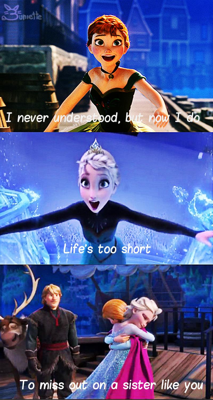 Life's too short! by Buniette