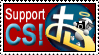 SUPPORT CHRISTIAN-STOCK by annora