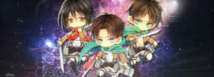 Shingeki no Kyojin TLC Edit