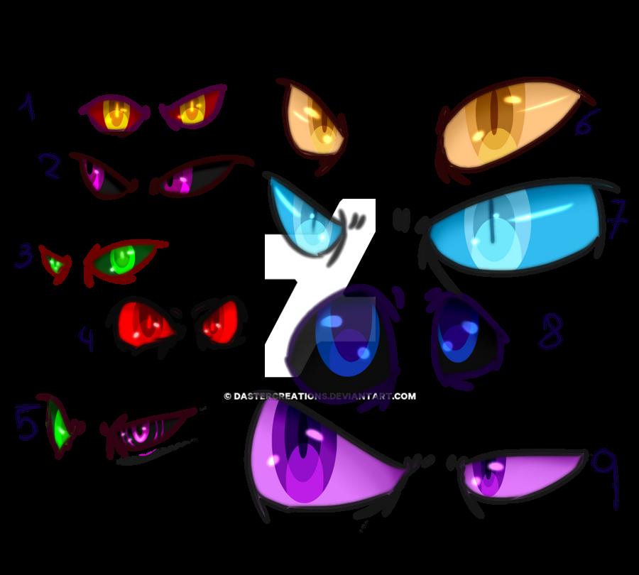 Rq Eyes Minecraft By Dastercreations On Deviantart