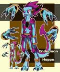 Hoopa Unbound + enderman