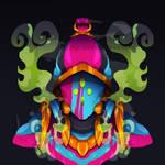 AskHarrow logo  warframe nwn